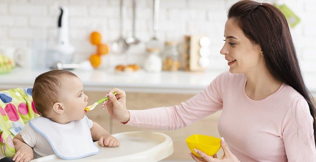 Las mejores tronas para bebé
