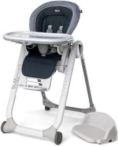 comparación: Las mejores 13 sillas altas para bebés