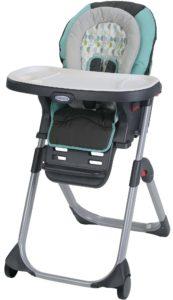 comparación: Las mejores 12 sillas altas para bebés