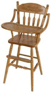comparación: Las mejores 11 sillas altas para bebés