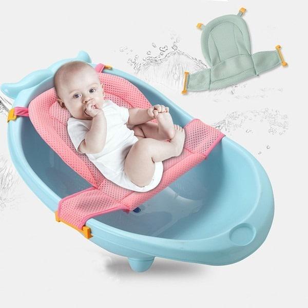 Bañera De Bebé Con Malla