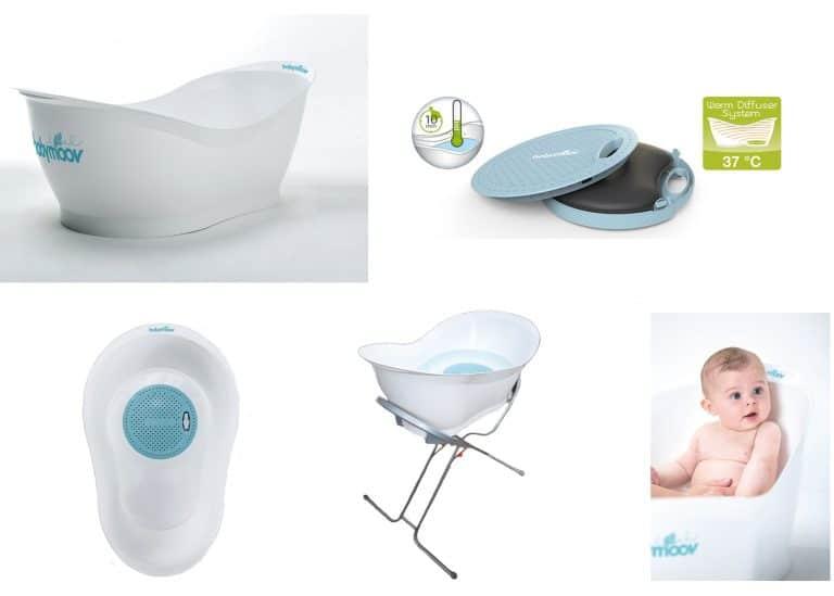 Bañera De Bebé Con Mueble