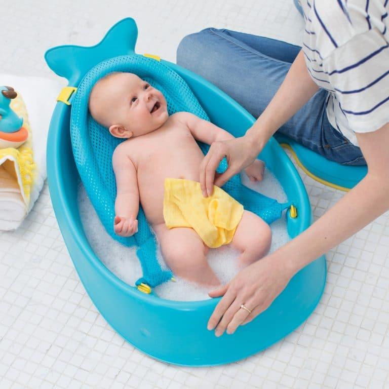 Bañera De Bebé Con Reductor