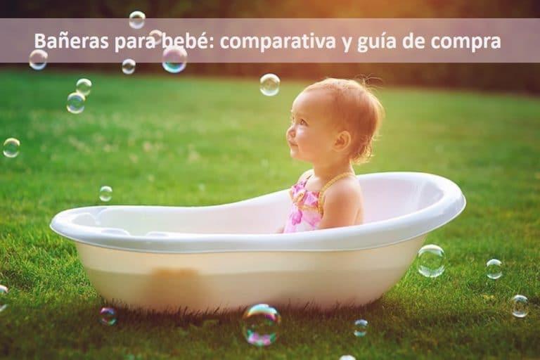 Bañera De Bebé Con Termómetro
