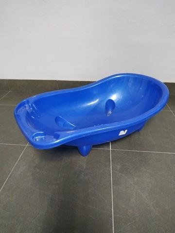 Bañera De Bebé De Plástico