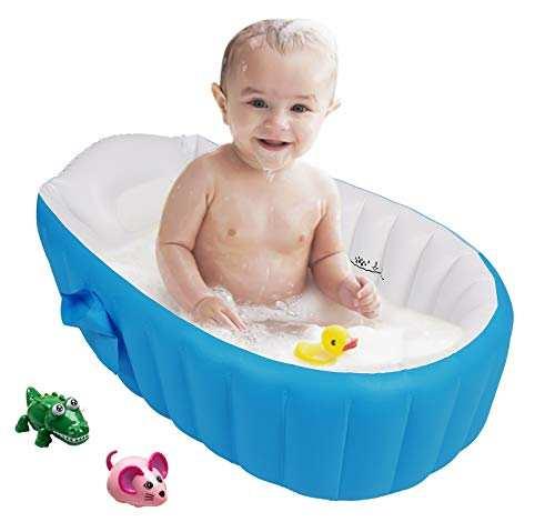 Bañera De Bebé De Viaje