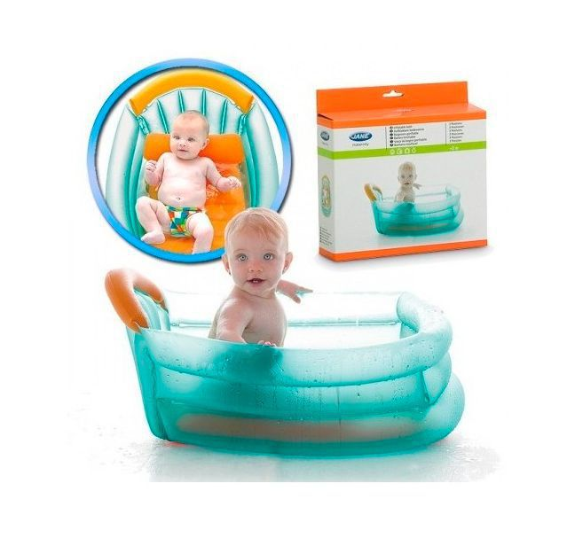 Bañera De Bebé Misty