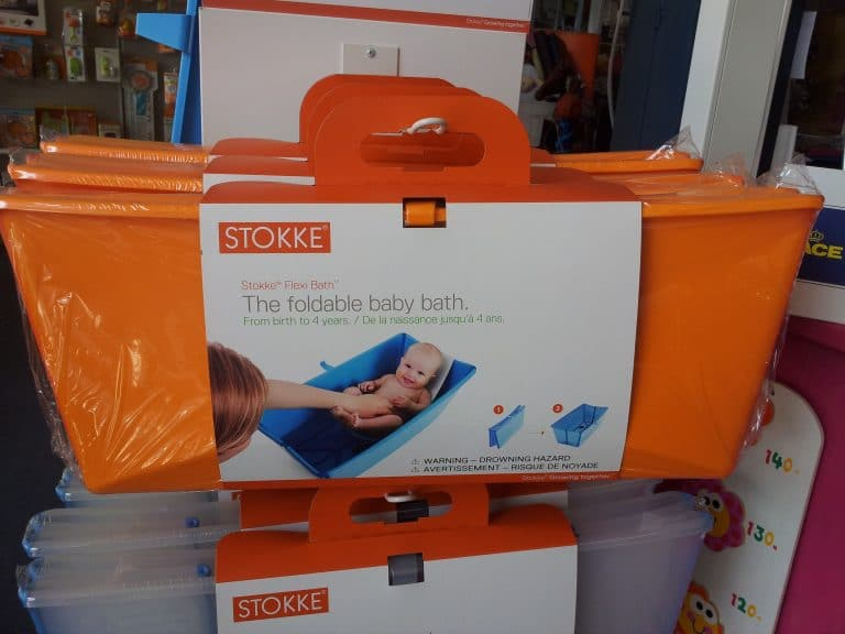 Bañera De Bebé Stokke