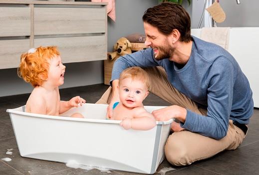 Bañera De Bebé Xl