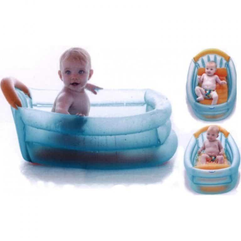 Bañera Inflable Bebé Jané