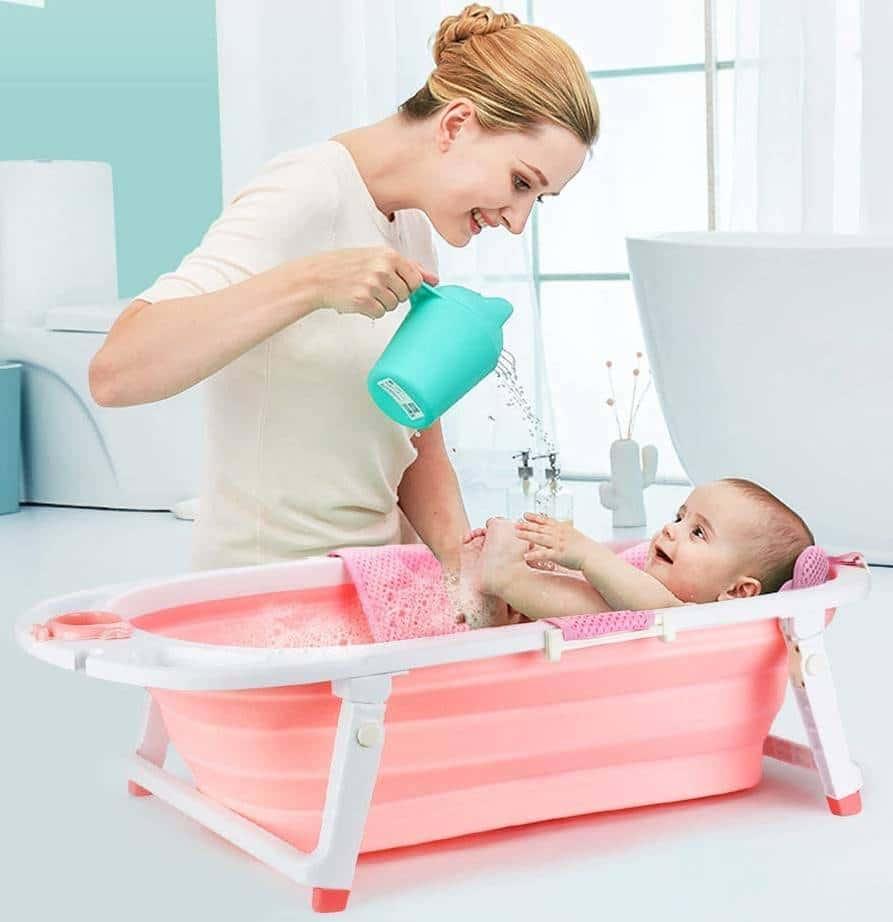 banera plegable bebe confort