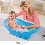 Bañera Plegable Bebé Infanti