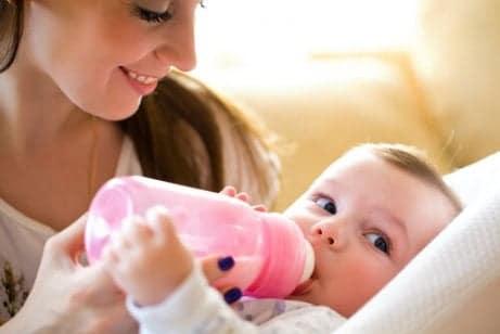 biberon especial lactancia