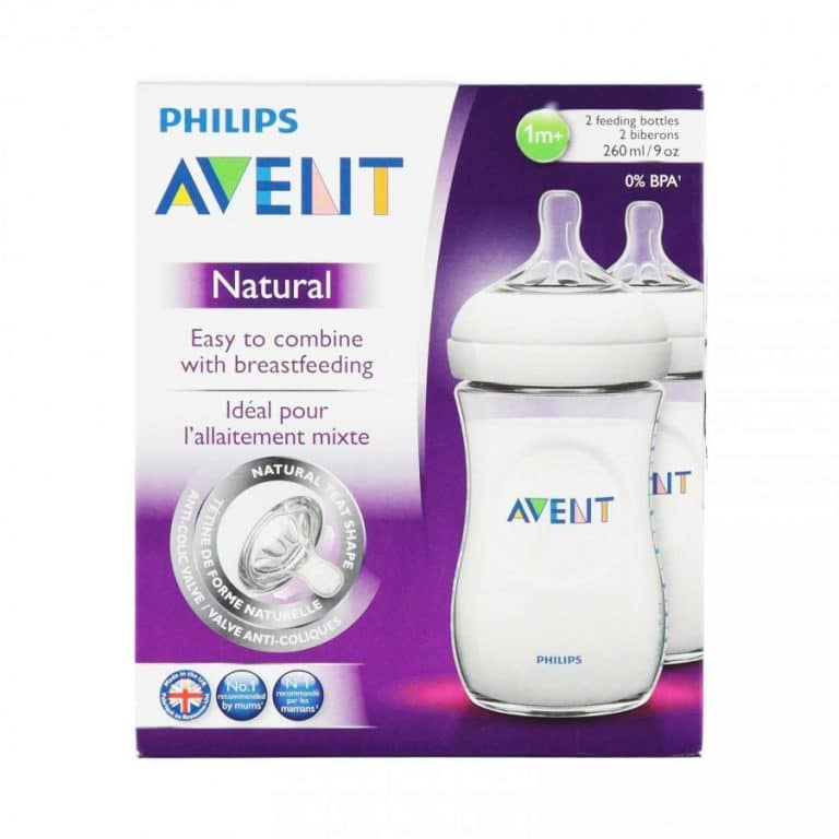 Biberón Philips Avent Natural