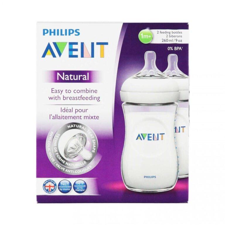 Biberón Philips Avent Natural