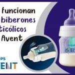 Biberón Philips Avent O Dr Brown