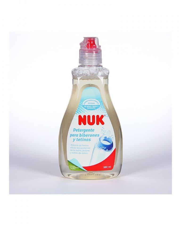 Cepillo Limpia Biberones Nuk