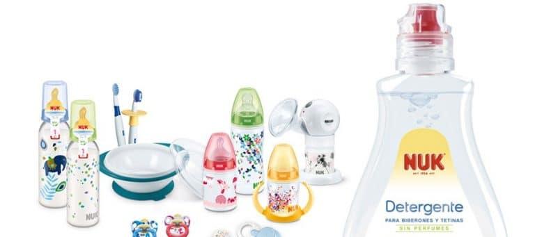 Detergente Limpia Biberones