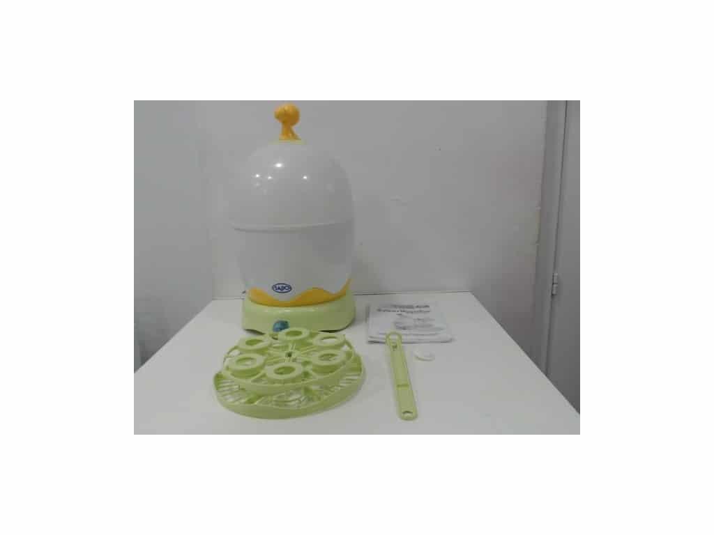 esterilizador de biberones electrico saro 1