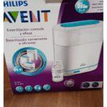 Esterilizador Philips Avent 3 En 1