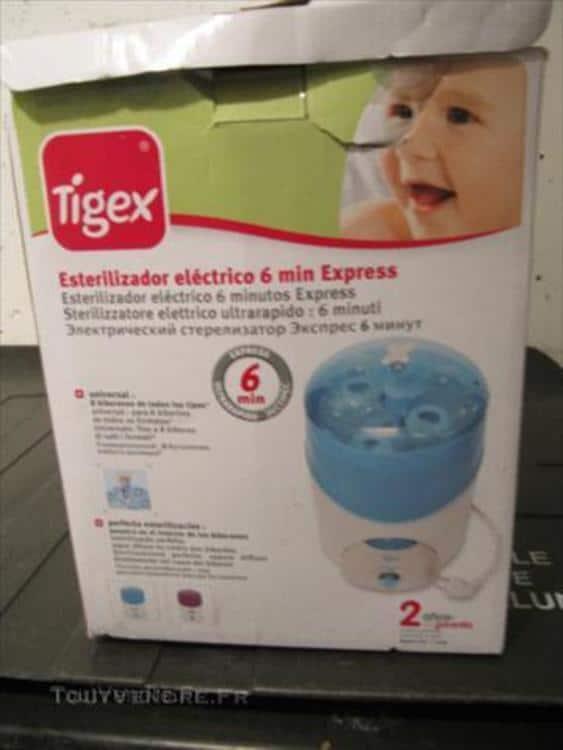 Esterilizador Tigex