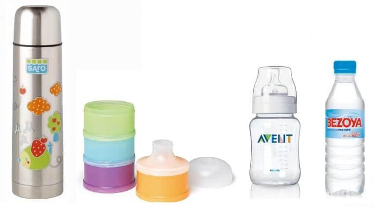 Termo Para Calentar Agua De Bebé
