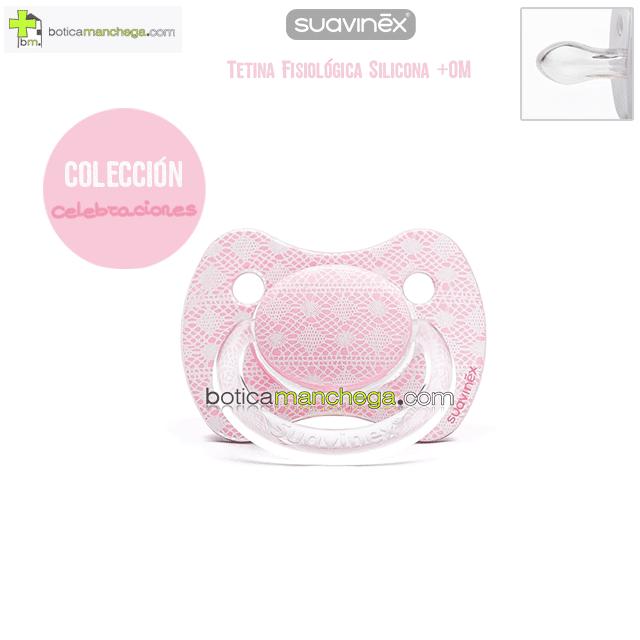 tetina fisiologica silicona
