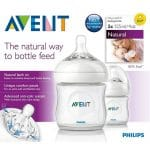Tetina Natural Flujo Lento Avent Philips…