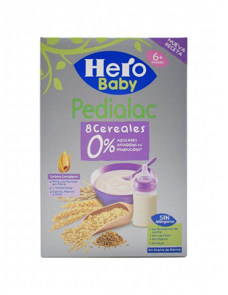 tetina nuk para leche con cereales