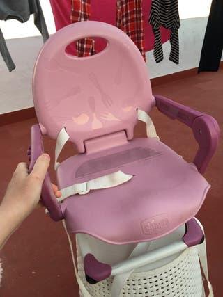 trona adaptable a silla