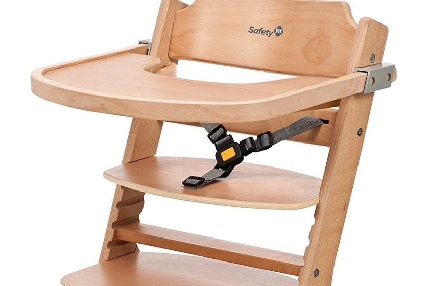 trona de madera timba safety