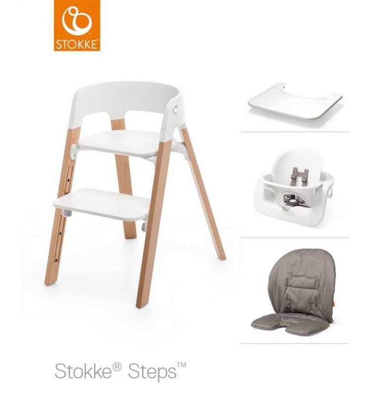 Trona Steps Stokke