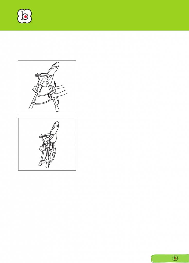 trona tower maxi babygo
