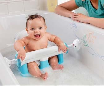 Asientos bañera