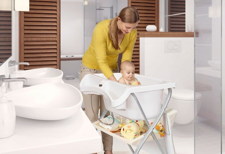 Soporte Para Bañera De Bebé Sobre…
