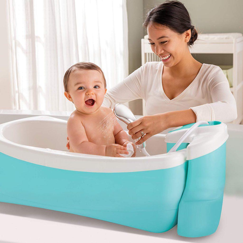 soporte para banera de bebe universal