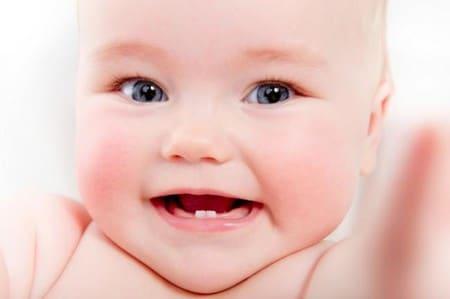 crema alivio dientes bebe