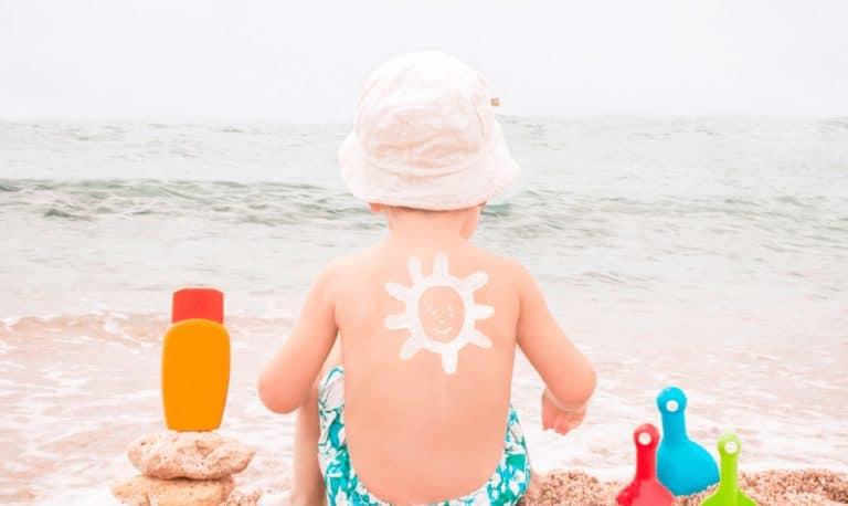 Crema Bebé Protección Solar