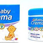 Crema Bebé Sin Parabenos