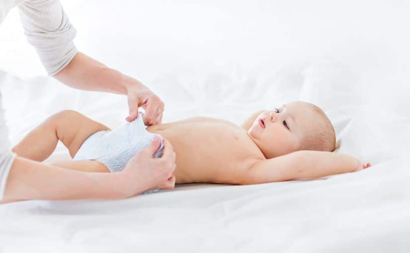 crema culo irritado bebe