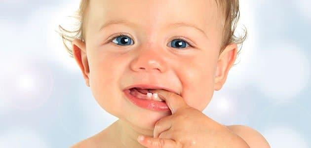 Crema Dentición Bebé