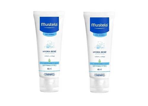 Crema Facial Bebé Mustela