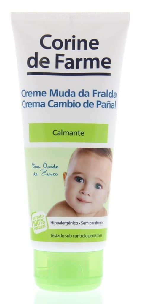 crema facial bebe primor