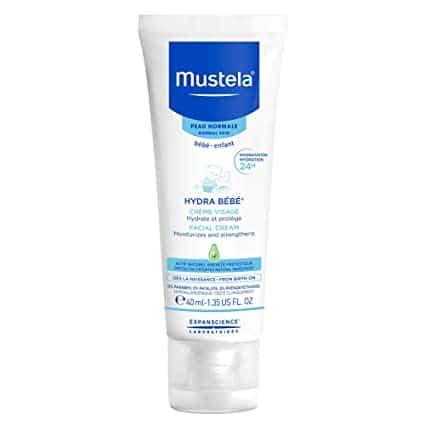 Crema Hidratante Bebé Mustela