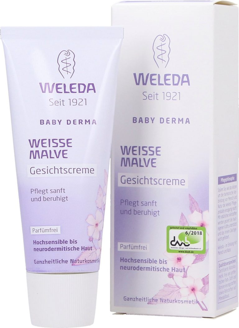 Crema Hidratante Bebé Weleda