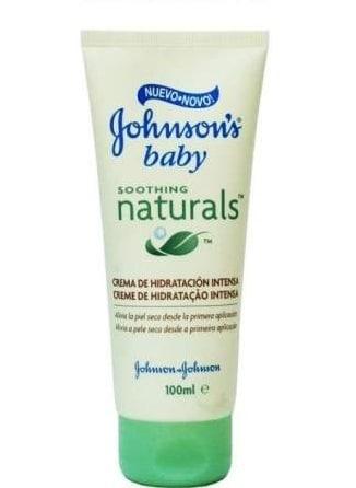 Crema Hidratante Johnson