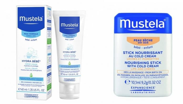 Crema Hidratante Mustela