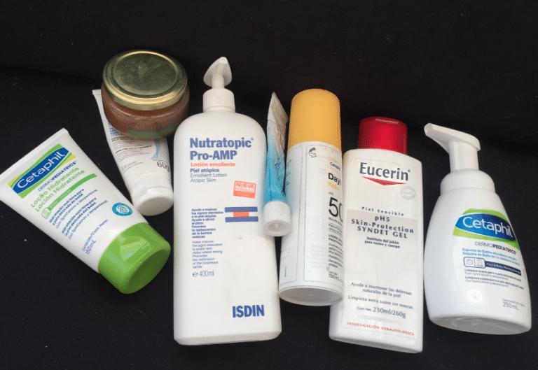 Crema Hidratante Para Bebé Con Dermatitis…