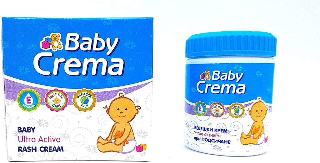crema irritacion baba bebe