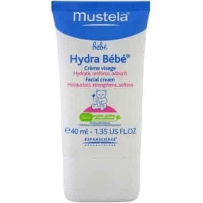 Crema Mustela Hydra Bebé